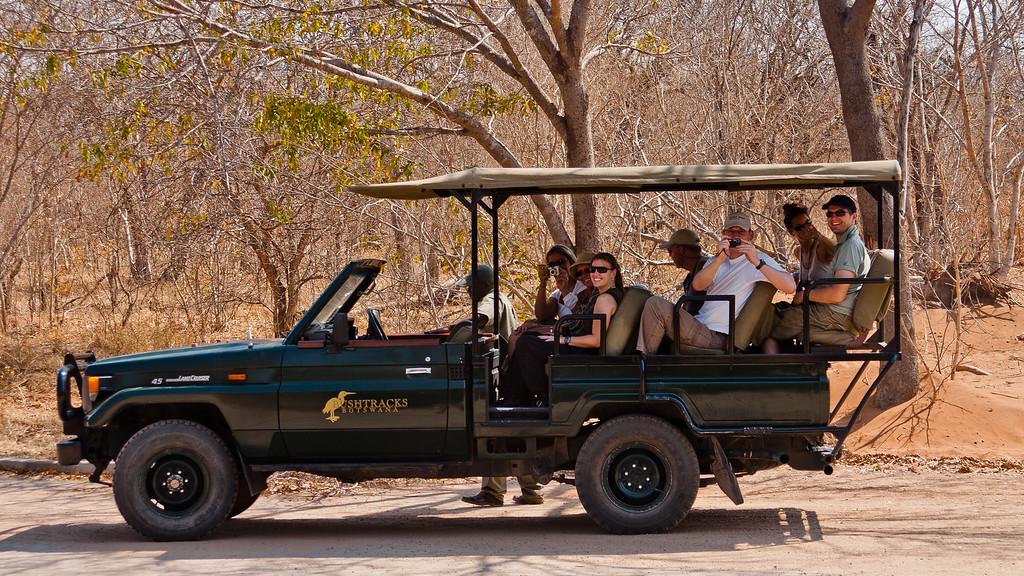Safari Game Drive Vehicle