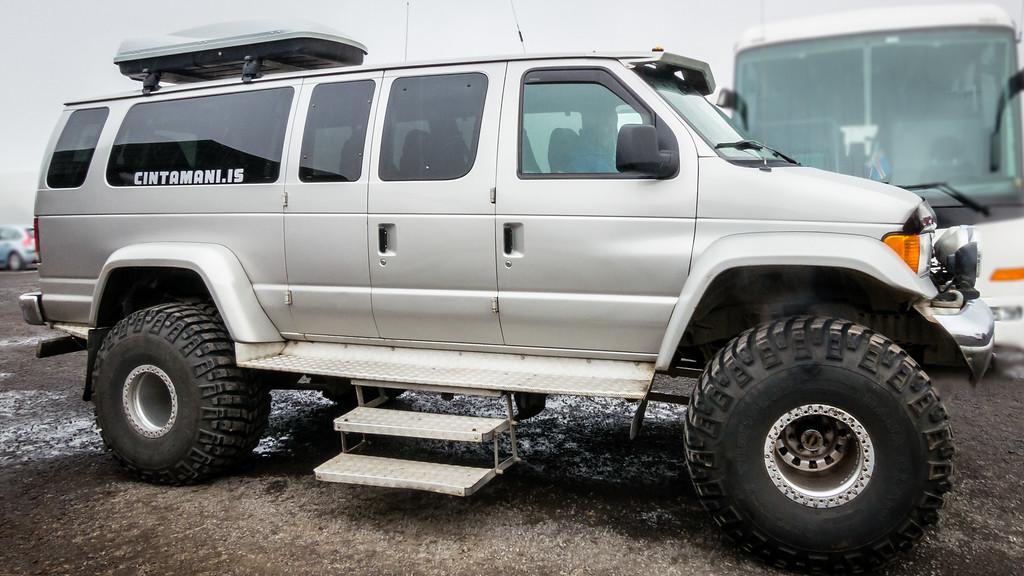 4x4 Full Size Van