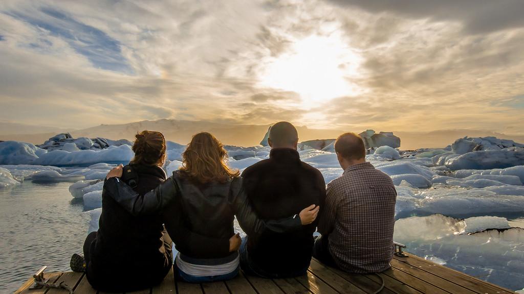 Jokulsarlon Iceberg Lagoon